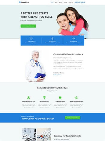 dental1 free img - وب سایت ها