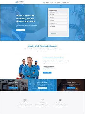 electrician1 free img - وب سایت ها