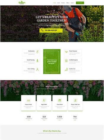 gardener1 free img - وب سایت ها
