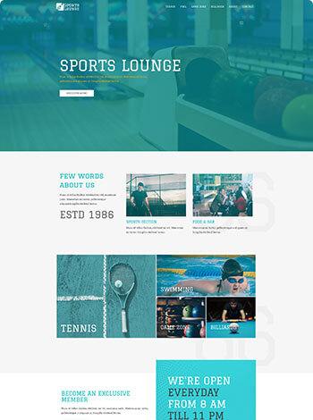 sports lounge img - وب سایت ها