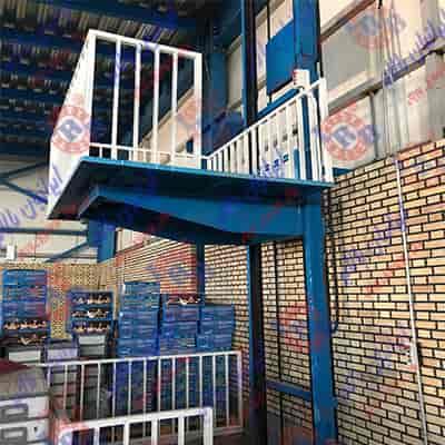 بالابر مغازه ایرانیان